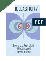 Aeroelasticity by Bisplinghoff, Ashley and Halfman