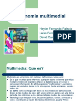 Taxonomia multimedial