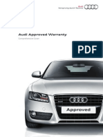 Audi Approved Warranty