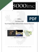 EIGH 2009 4Q Public Disclosure Document