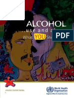 Alcohol Abuse by WHO