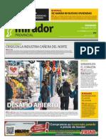 Edición impresa del domingo 09 de agosto de 2015