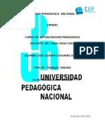 La Reforma Educativa