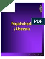 Ppt Psiquiatria Infantil y Adolescente