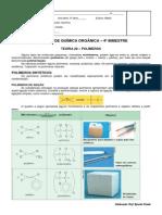 Resolucao Dos Exercicios Da Apostila de Quimica Organica - 4 Bimestre 2012 - 3 Series