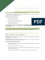 Investigation of Catalyst Performance (FCCU)