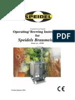 Betriebsanleitung Braumeister 200l En