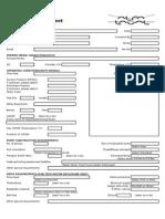Rotary Lobe Pump Application Datasheet2
