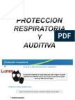 Proteccion Respiratoria y Auditiva