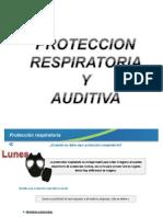 Proteccion Respiratoria y Auditiva