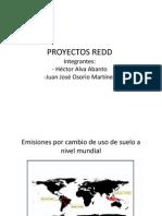 Proyectos Redd Legislación Ambiental