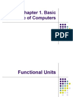Chapter 1 -Basic Structure of Computers