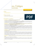 Redação 2015 para concursos Ficha de Estudo 01