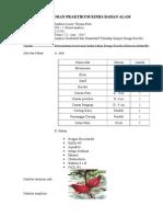 Laporan Saskhia (Bunga Rosella)