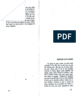 GENETTE, Gérard - Silêncios de Flaubert in Figuras