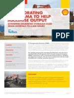 Lubes Mining Case Story Pamapersada Indonesia