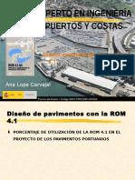 Diseno de Pavimentos Con La Rom 4.1