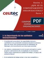 Cap. 1 Comportamiento Organizacional
