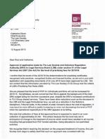 LSB Decision Letter 2015
