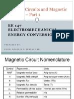 Electromechanical Energy Conversion - LN 1