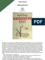 Nyírő József Halhatatlan élet.pdf
