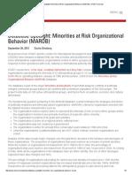 Database Spotlight_ Minorities at Risk Organizational Behavior (MAROB) _ START.umd
