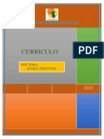 Definición Currículum