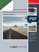 4RF Corporate Profile Spanish