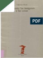 Bozal Valeriano Mimesis Las Imagenes Las Cosas