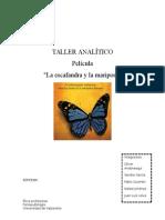 Analisis de La Escafandra y La Mariposa1