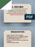 EL RECIBO