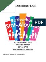 Schoolreglement September 2015