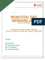 Promotion Test Refresher 2015.pdf