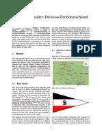 [Wiki] Panzer-Grenadier Division Großdeutschland