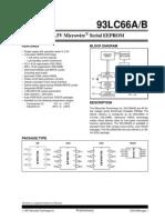 93lc66a data sheet