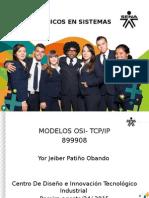 Modelos Osi Tcp-ip