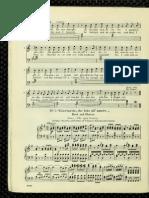 Don Giovanni Coro Part--Mozart