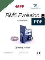 RM5 Evolution Operating Manual en - PAG.24