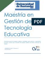 Comunicado1 Estudiante MGTE C4 2015 T1