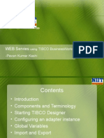 Web Services in TIBCO