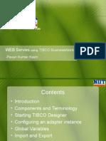 Web Services in TIBCO