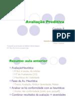 09 Cap.avaliação Preditiva