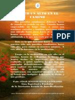 P. Dávila (Hacer Un Alto en El Camino)