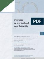 Indice de Criminalidada