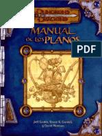 D&D 3.0 - Manual de Los Planos