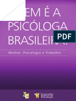 quem e a psicologa brasileira