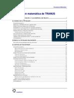 modelos matematicos tranus