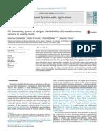 Sistema de Predicción SPC Para Mitigar El Efecto Látigo y La Varianza de Inventario en La Cadena de Suministro