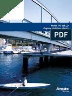 AVESTA How to Weld Duplex Steel