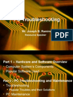 PC Troubleshooting